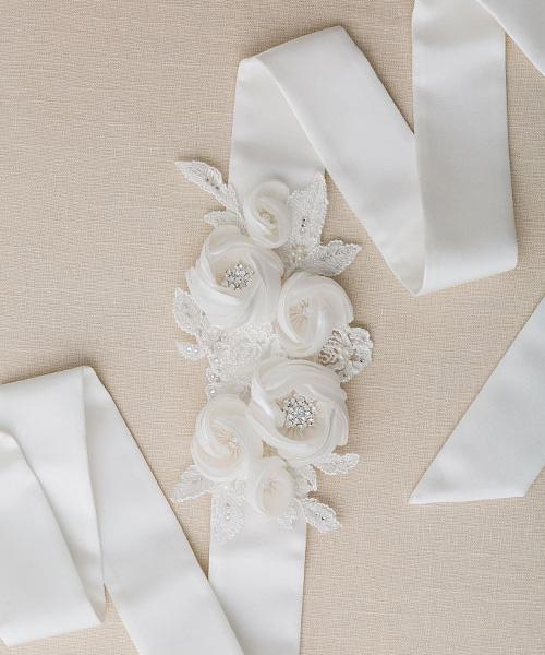 Bel Aire Bridal Belt